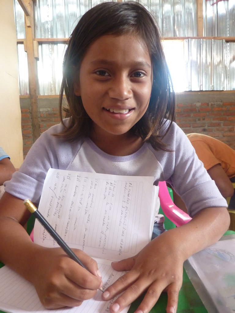 Free education for 1,000 children in Latin America
