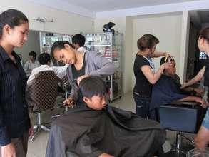 Beauty Salon Training