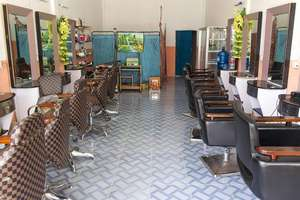 Salon Training Center