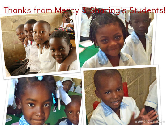 Mercy & Sharing at Work