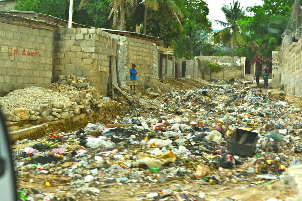 The Streets of Port-au-Prince