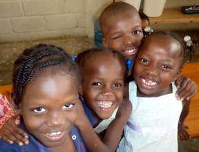 Orphans at Mercy & Sharing Village