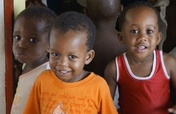 Guardian Angel Promise 126 Care to Orphans Haiti