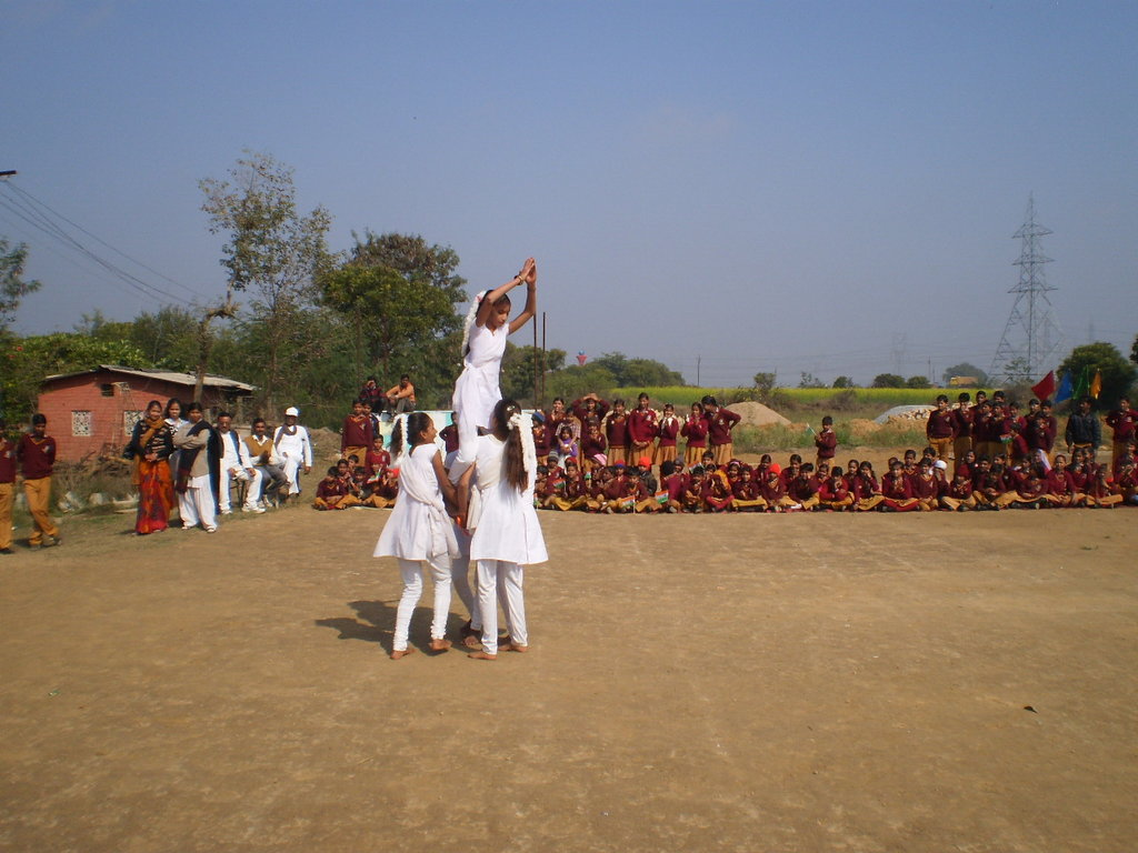 Another play on Republic day