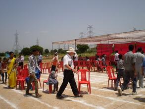 Musical Chair Race