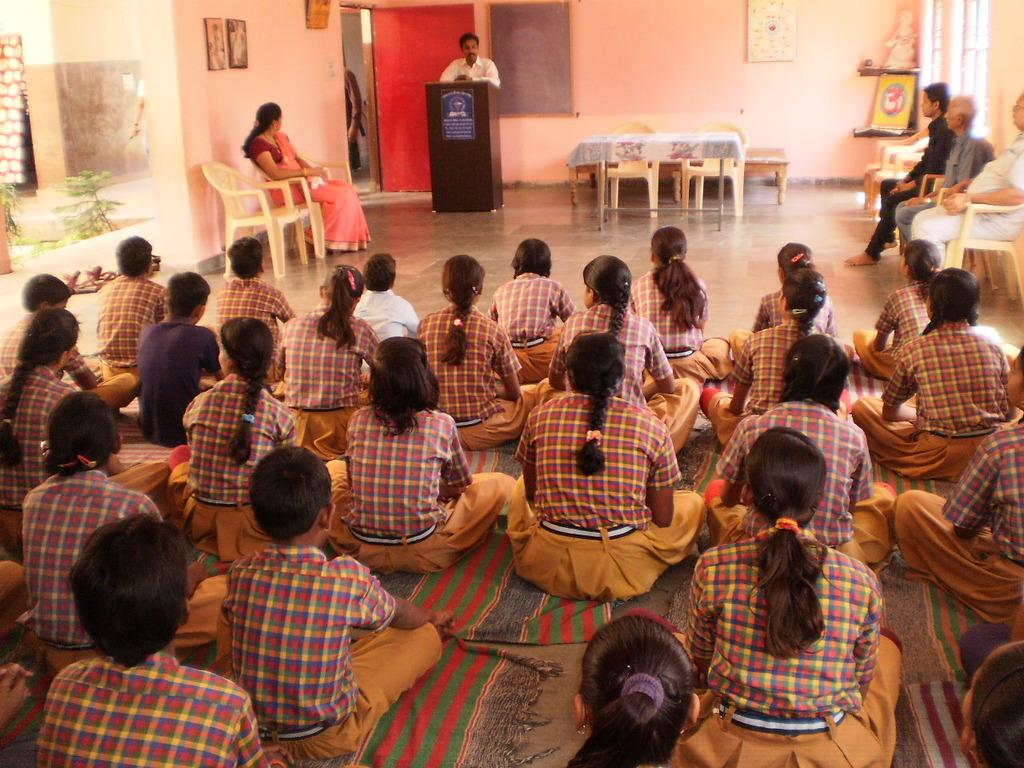 personality development class by Prof. Ingle