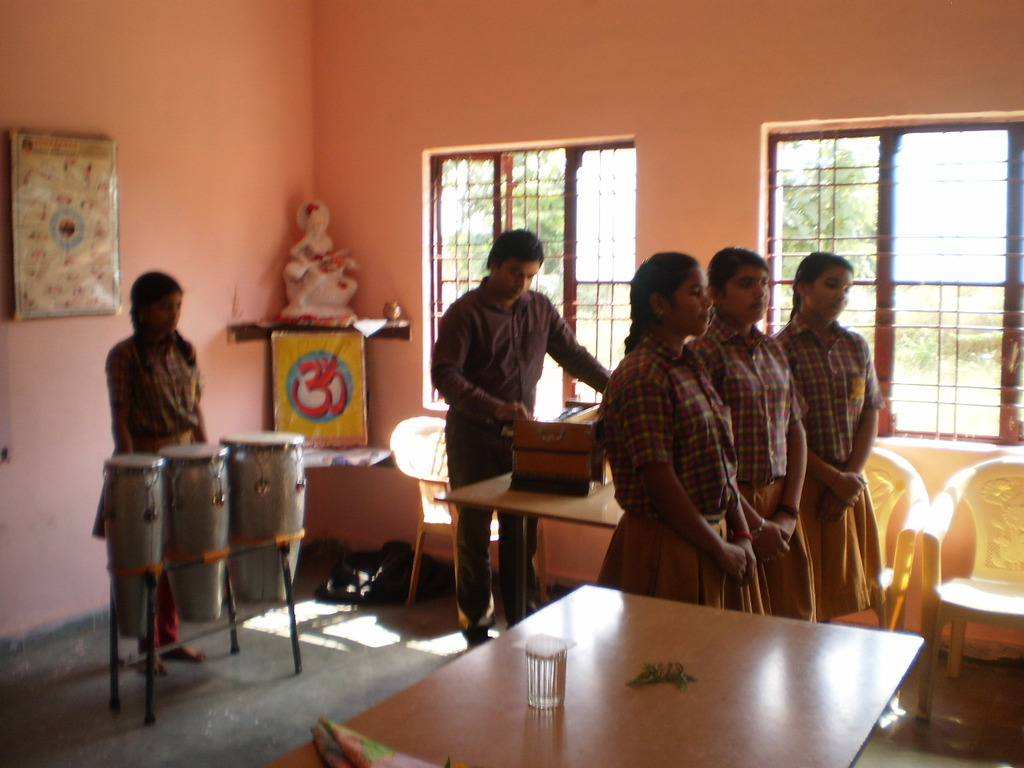 Summer camp for music and dance