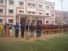 Republic day celebrated by our children