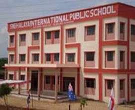 The main stream School for girls in Snehalaya Camp