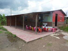 Our school in La Thompson