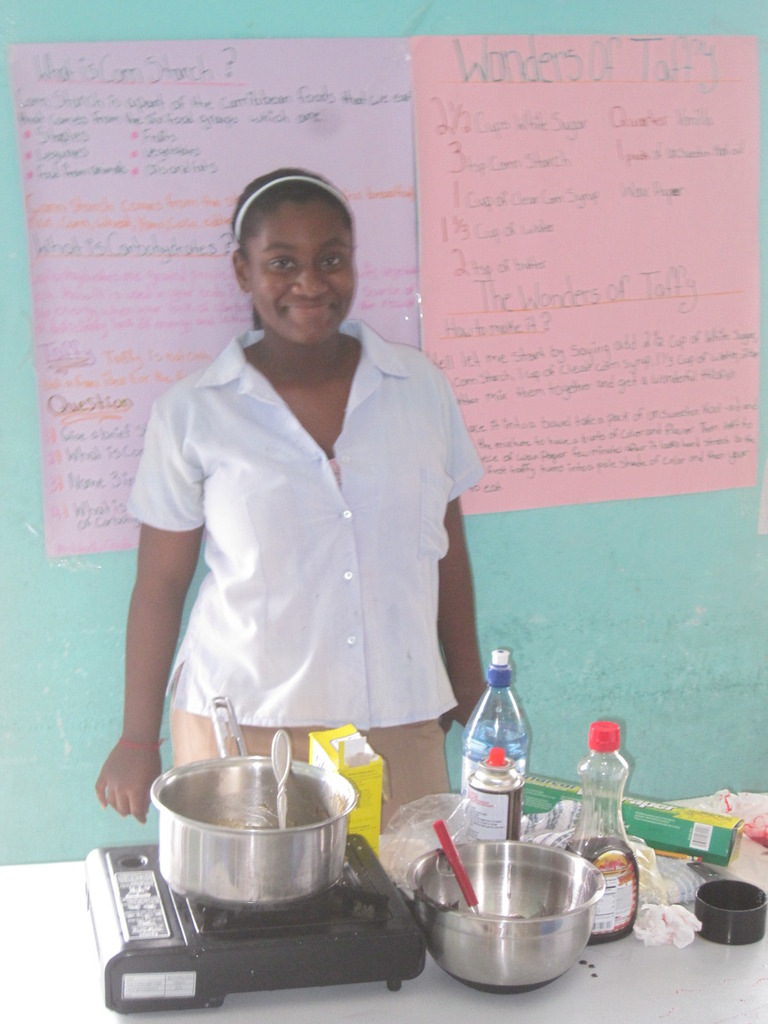 Science Fair - Chemistry in cooking