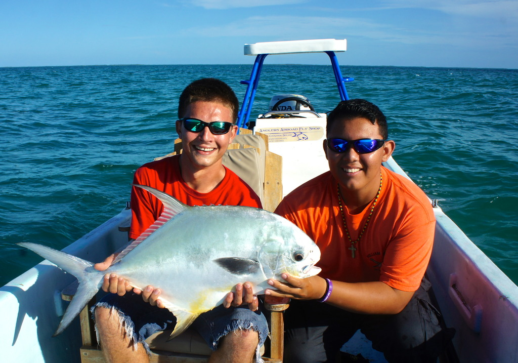 Spenser and Johnny - Catch & Release Fly Fishing