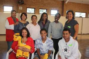 Sunday school teachers training