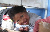 Education & nutrition for 87 children in Ecuador
