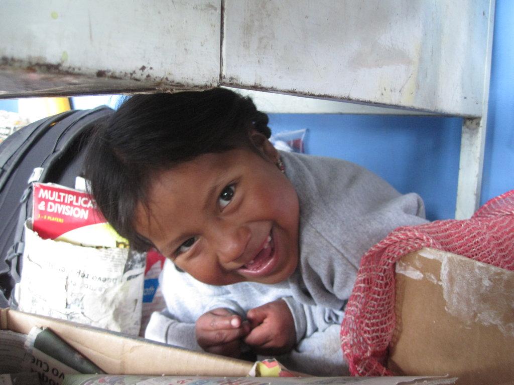 Education & nutrition for 87 children in Ecuador