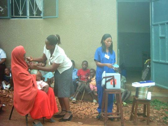 save lives of 200 children from malaria in Uganda