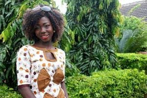Esther, 2014 graduate