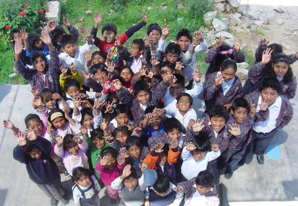 Education & nutrition for 150 children in Peru