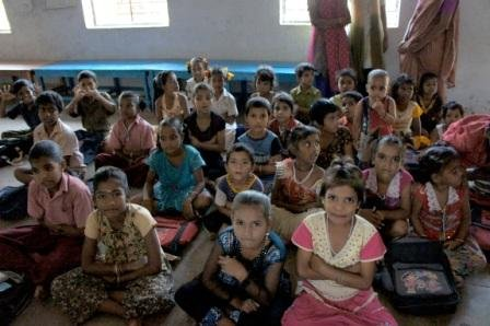 Educate 40 narikurava (gypsy) children in India