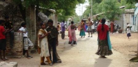 Educate 40 narikurava (gypsy) children in India