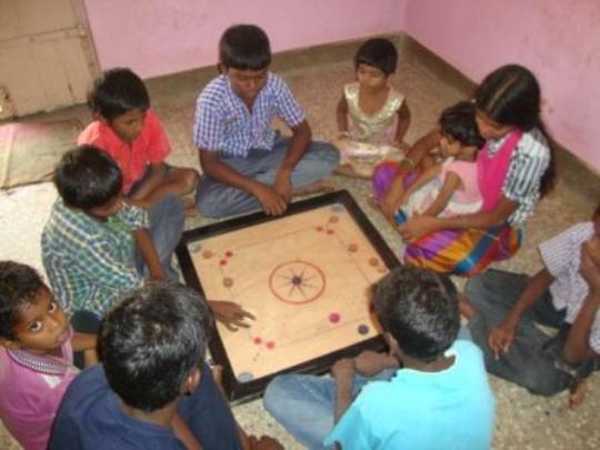 Safe shelter & future for deprived Indian children