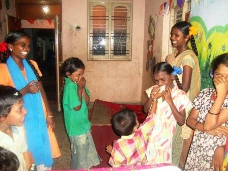 Safe shelter & future for deprived Indian children
