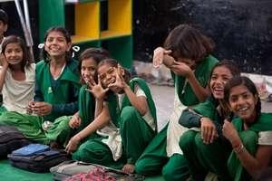 Educate & Empower 525 Rural Girls(Anupshahr,India)