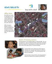 Bulletin News - (English version) (PDF)