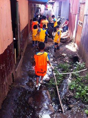 Developing Costa Rican Slums