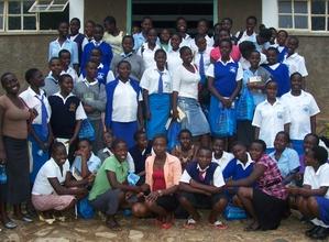 GET UP secondary school girls