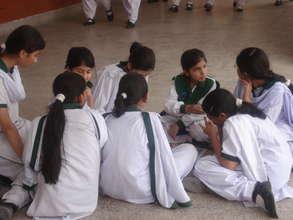 Girls Leaders