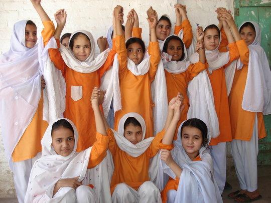 Enabling 100 girls to earn income in Swat-Pakistan
