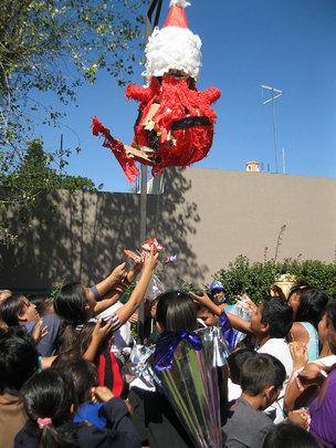 """Posada"": traditional celebration in Mexico"