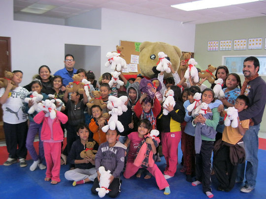 Toys for our children on Christmas celebration