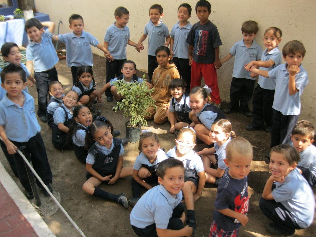 Planting the seed of generosity