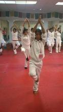 Yoga for Mayama kids
