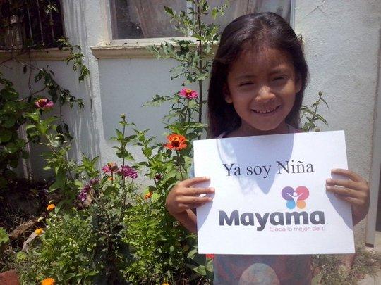 """Iam already a Mayama girl"""