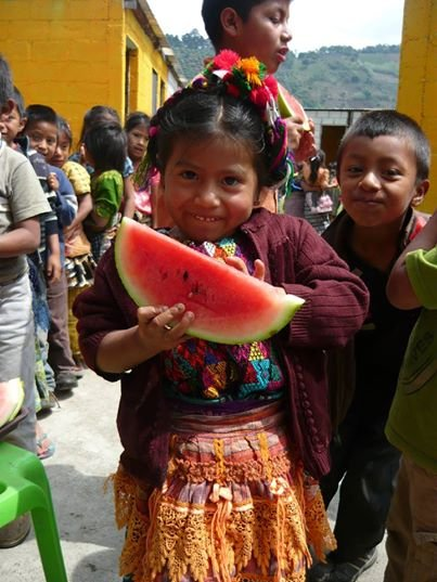 Daily fruit in Guatemala
