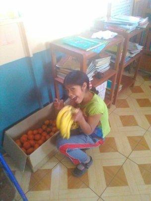 Daily Fruit in Peru