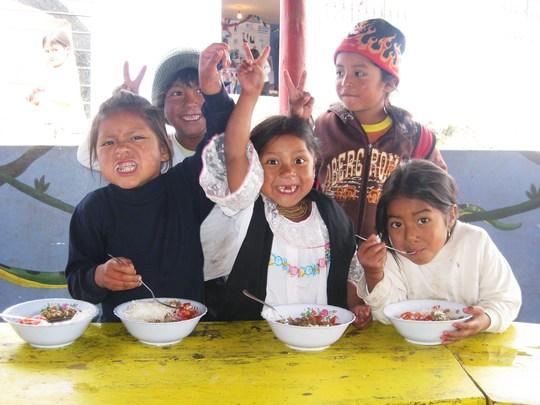 Dail food in Latin America