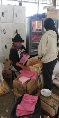 Sorting supplies
