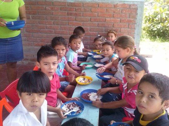 Tasty food in Nicaragua