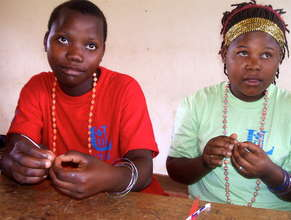 Two Ugandan JewelGirls Earning an Income