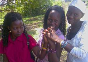 55 Ugandan Girls Survive Trafficking & Earn Income