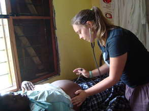 Volunteer Midwife