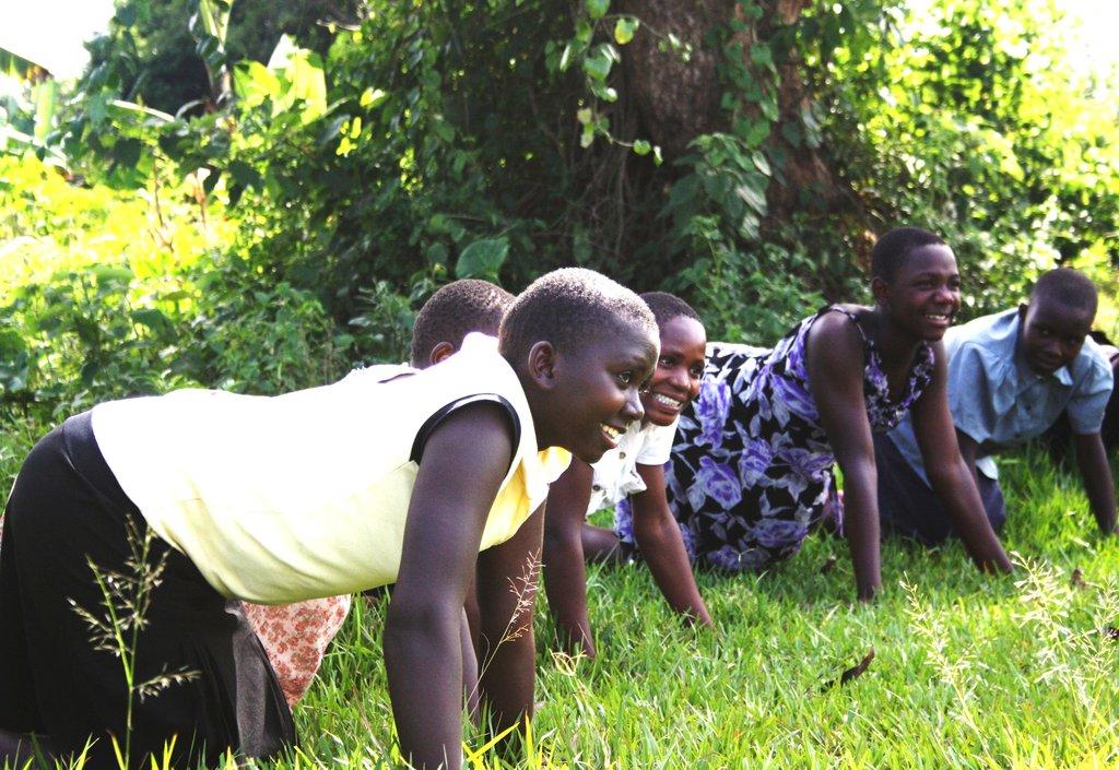 Teen Girls Health & Empowerment in Uganda