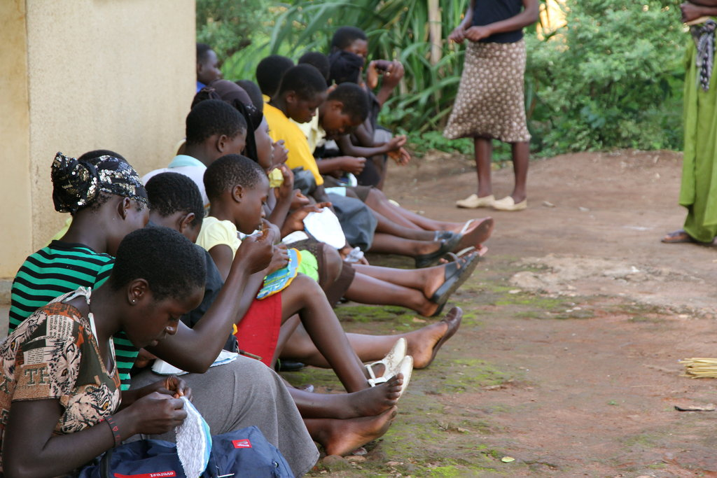 Teen Girls Health & Empowerment in Uganda