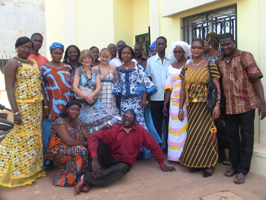 Caravan of Youth against Excision, Mali