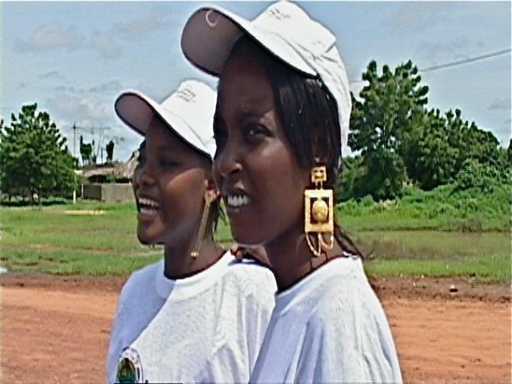 Madina and Bintou