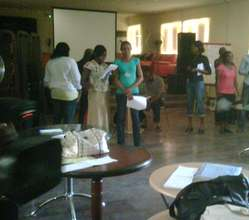 Film and acting rehearsals